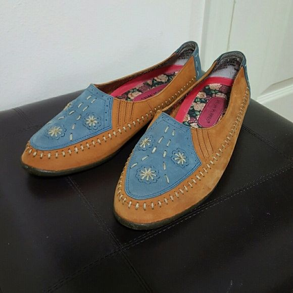 Hush Puppies 70s Style Loafer Loafers Hush Puppies Shoes 70s