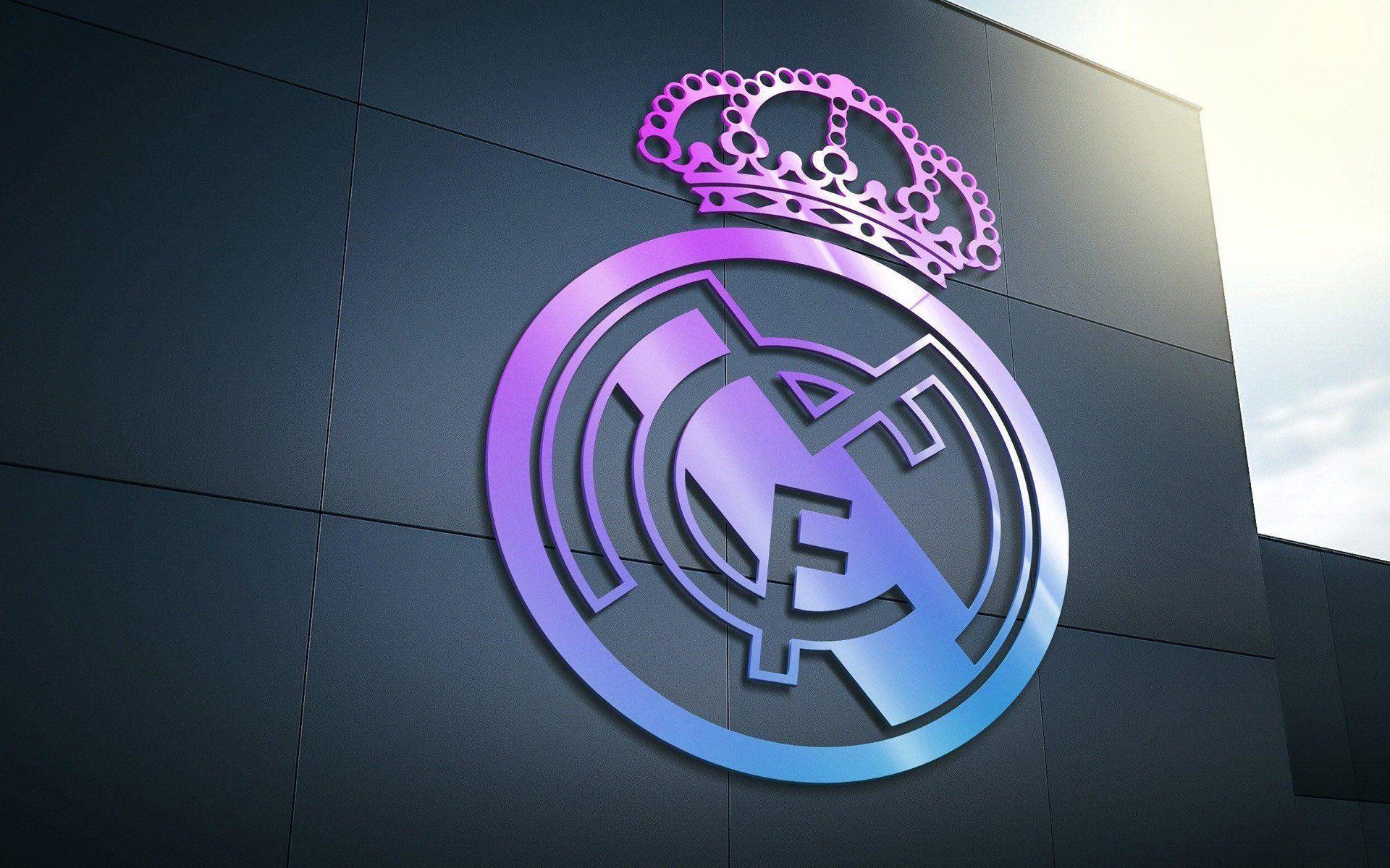 Pin By Karine Sl On Real Madrid Cf Logo Real Madrid Logo Wallpapers Madrid Wallpaper Real Madrid Logo
