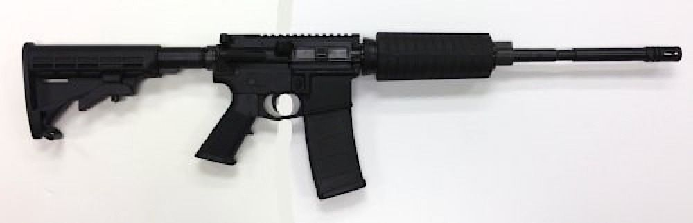 Core 15 Rifle Systems 100429 Scout M4 AR-15 w/Low Pro Gas Bl