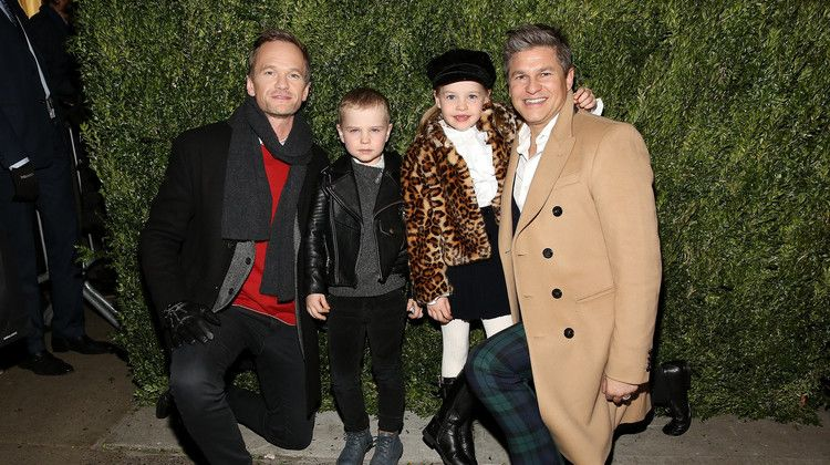 Neil Patrick Harris' Family Channels A Disneyland Classic