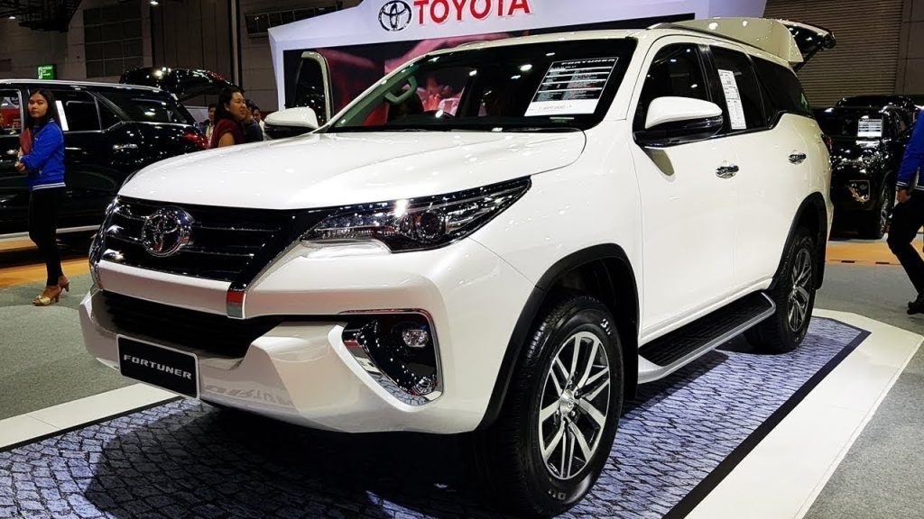 Best 2019 Toyota Fortuner Performance Release Car 2019 Toyota Car Review Car