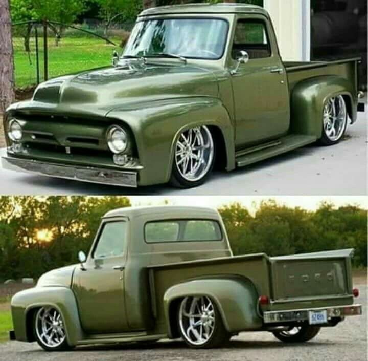Pin by mick on old trucks   Pinterest   Ford, Ford trucks and Cars