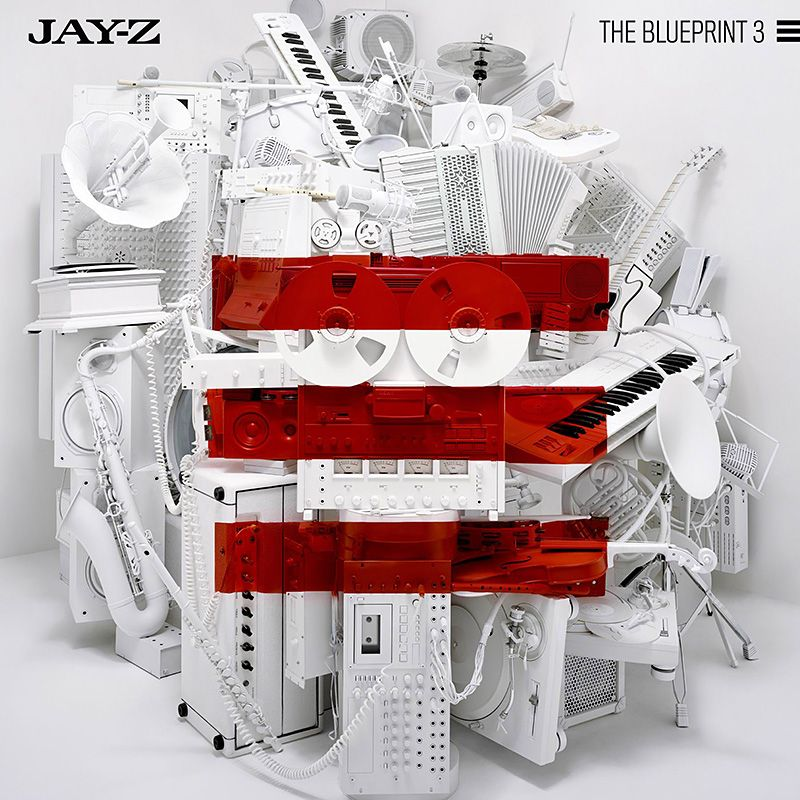 jay z the blueprint 3 album cover Hip hop past and present - fresh jay z blueprint 3 deluxe edition tracklist