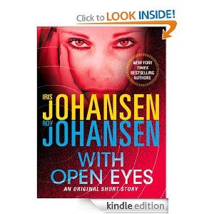 awesome heroine, a la sherlock holmes!  With Open Eyes: An Original Short Story