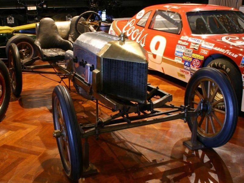 1911 Ford Race Car.