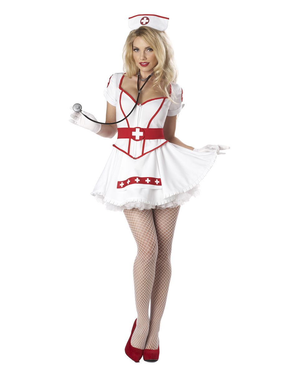 Adult costume halloween nurse photos 312