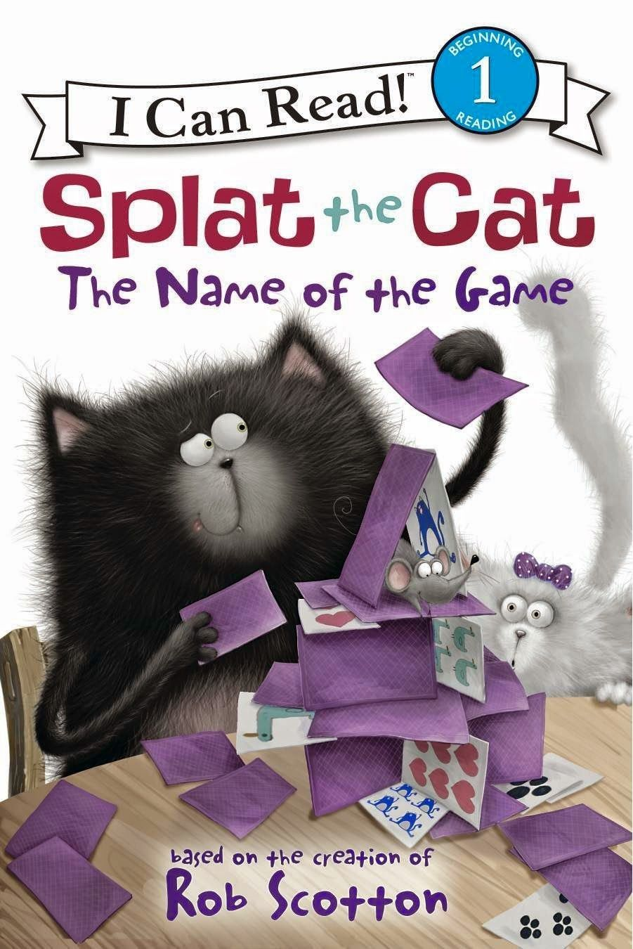 Free childrens kindle book splat the cat the name of