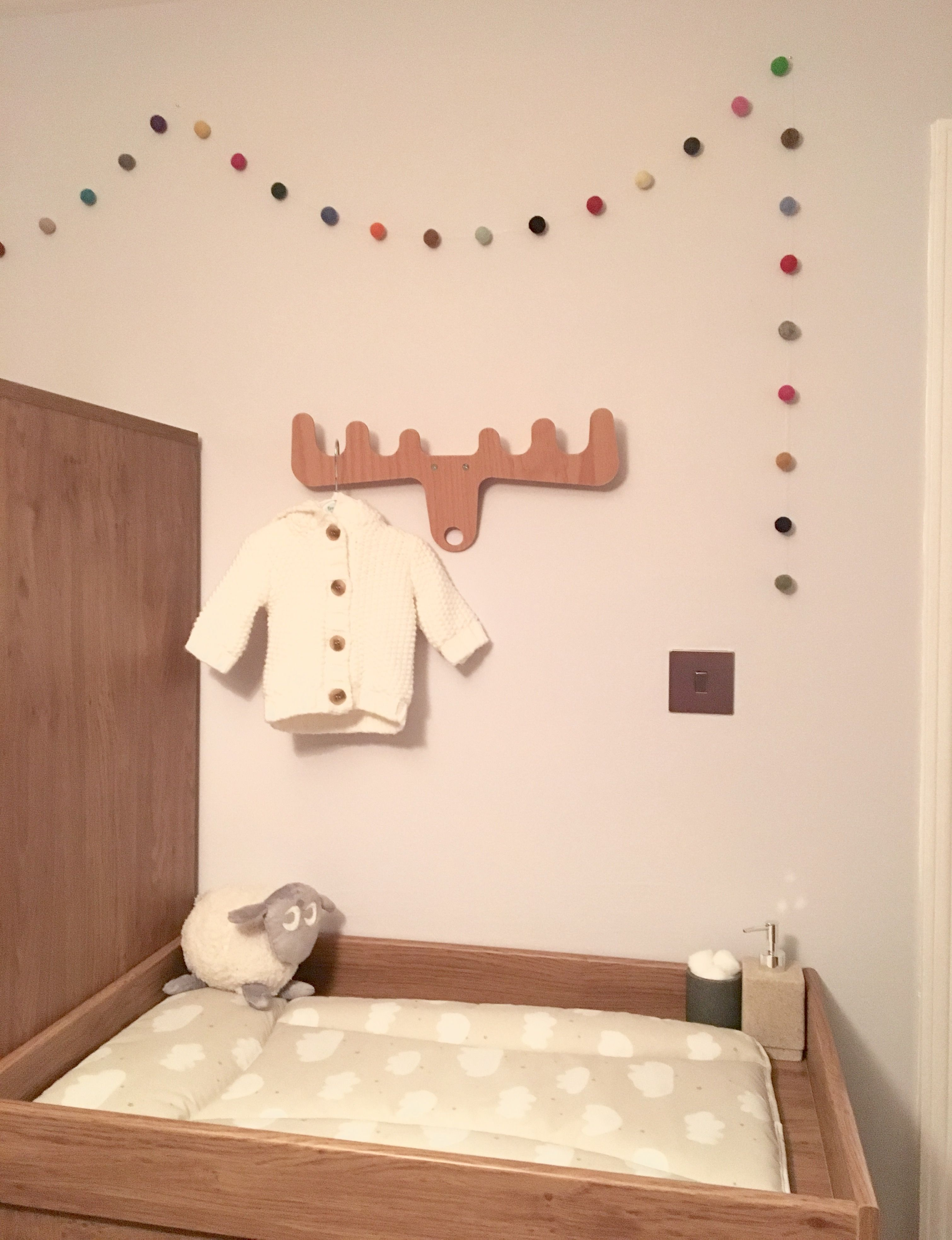 Attractive Moose On The Loose Wooden Coat Rack From Alavit Leeds. Sweet Dreams  Changing Mat From Great Ideas