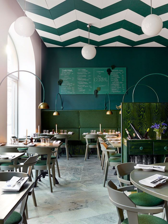 Amazing Restaurant Interior Design Ideas, Stylish Cafe Interior Design  Projects, Bar Interiors With Chic Seating, Barstools And Lighting. Dazzling  Design ...