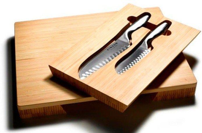 Attirant Modern Cutting Boards, Best Cutting Board, Bamboo Cutting Board, Knife  Storage, Kitchen