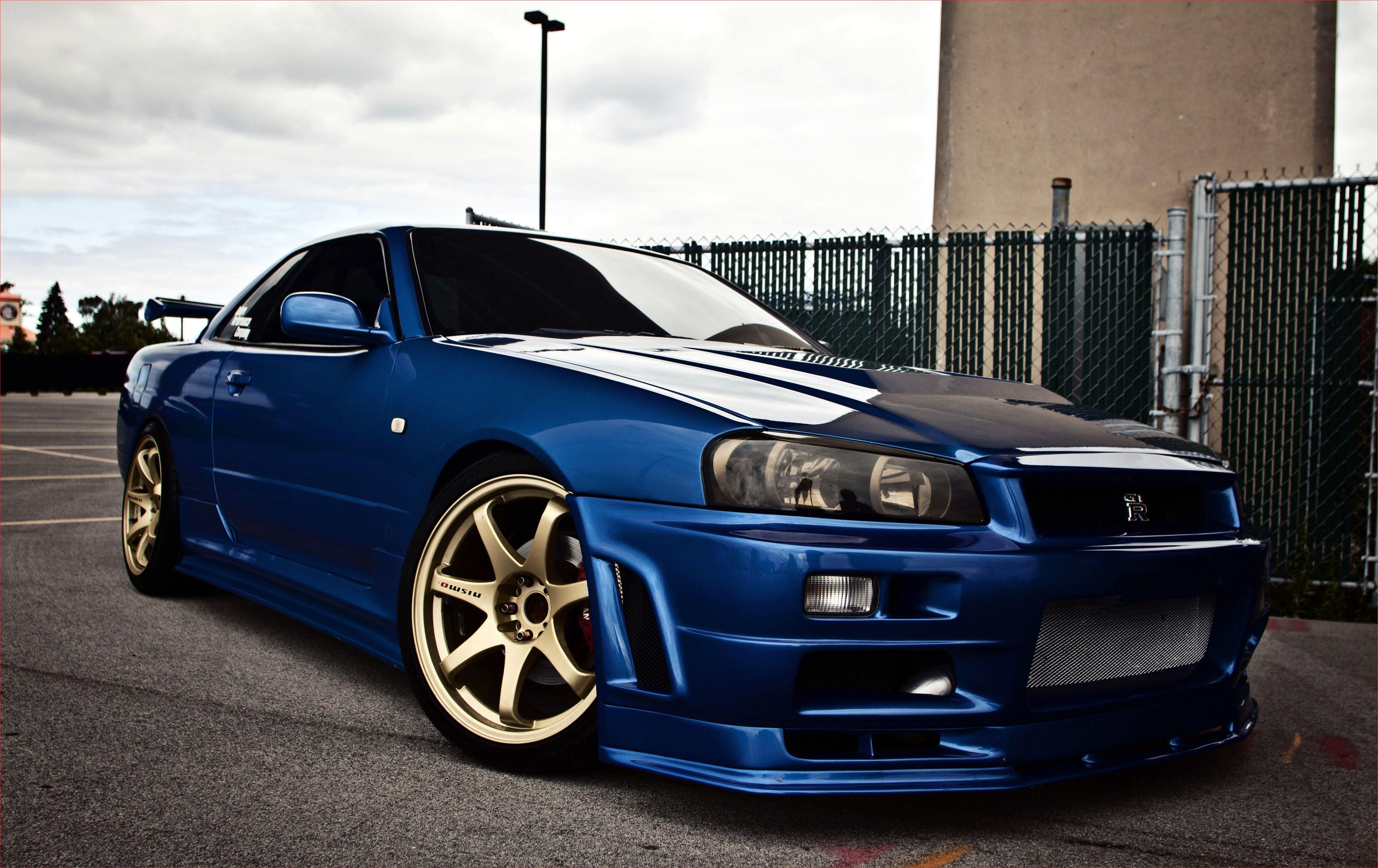4752x2995 Nissan Skyline Gtr R34 Wallpapers With Images Nissan