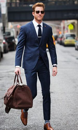 Click to enlarge Navy Blue Suit | Menswear | Pinterest | Navy blue ...