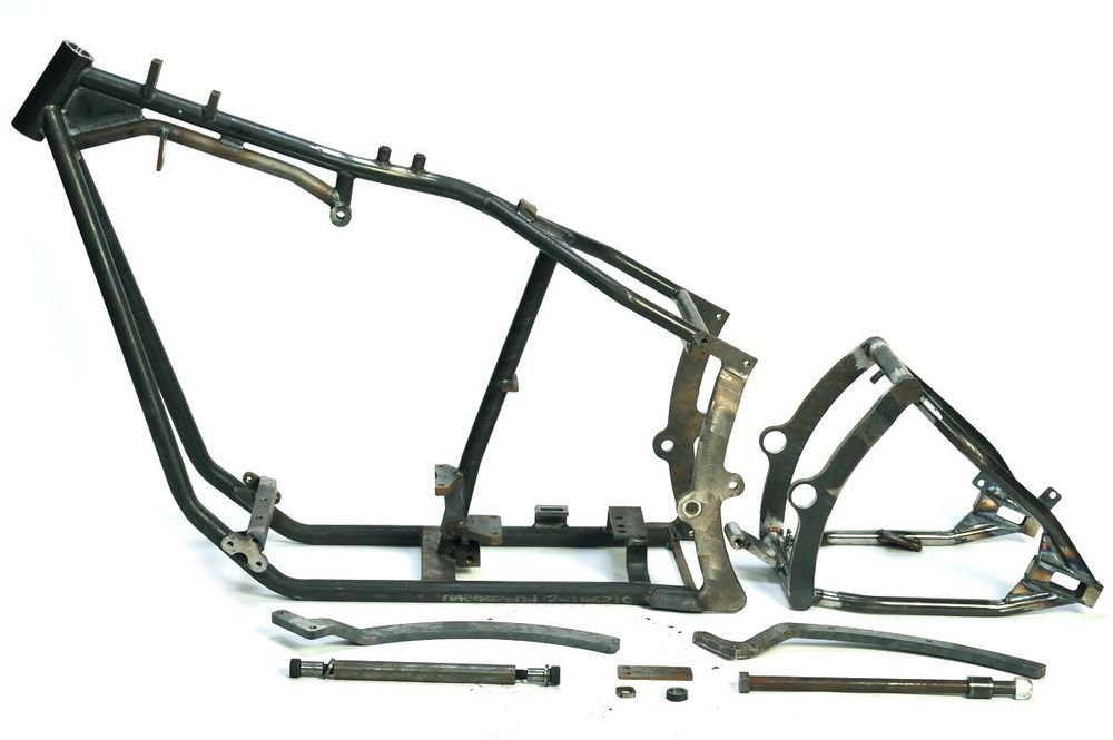 Wide Drive FXST Frame For Harley Davidson Big Twin (NEW) MSO ...