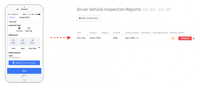10 Things To Know To Properly Fill In Dvir Form Things To Know Vehicle Inspection Templates