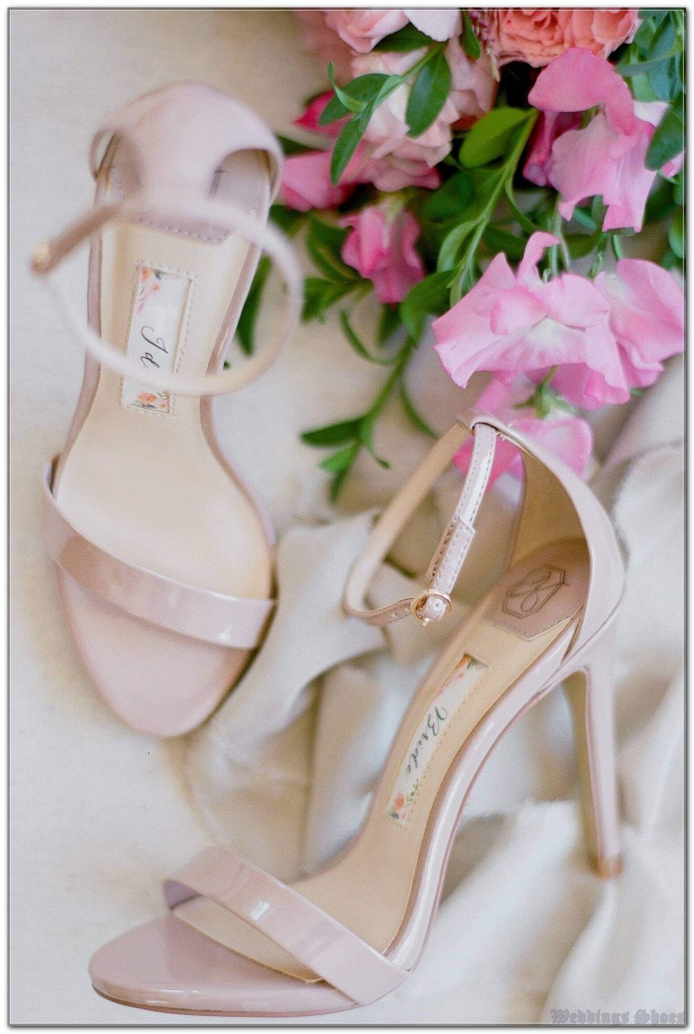 Don't Waste Time! 7 Facts Until You Reach Your Wedding Shoes