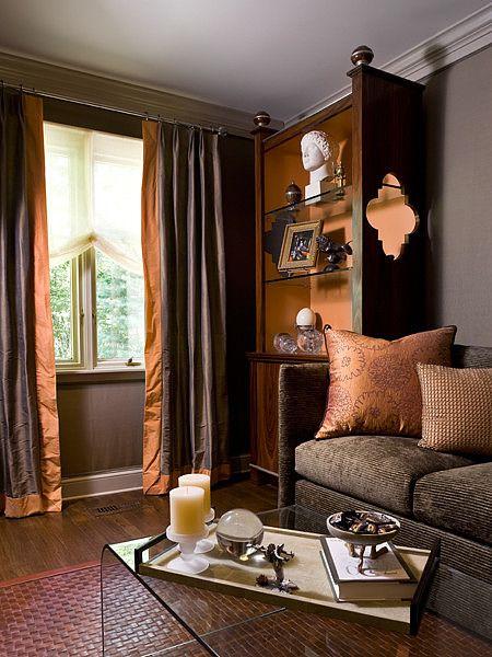 Eclectic Bedroom Masculine