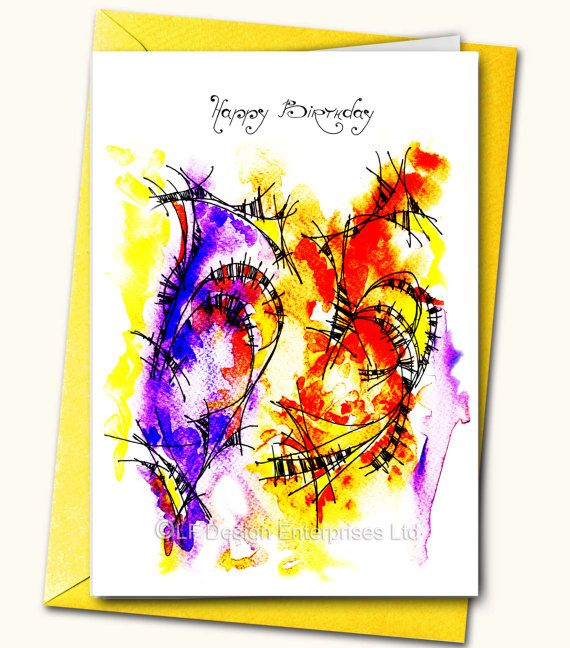 55th Extra Large Birthday Greeting Card A48x 11
