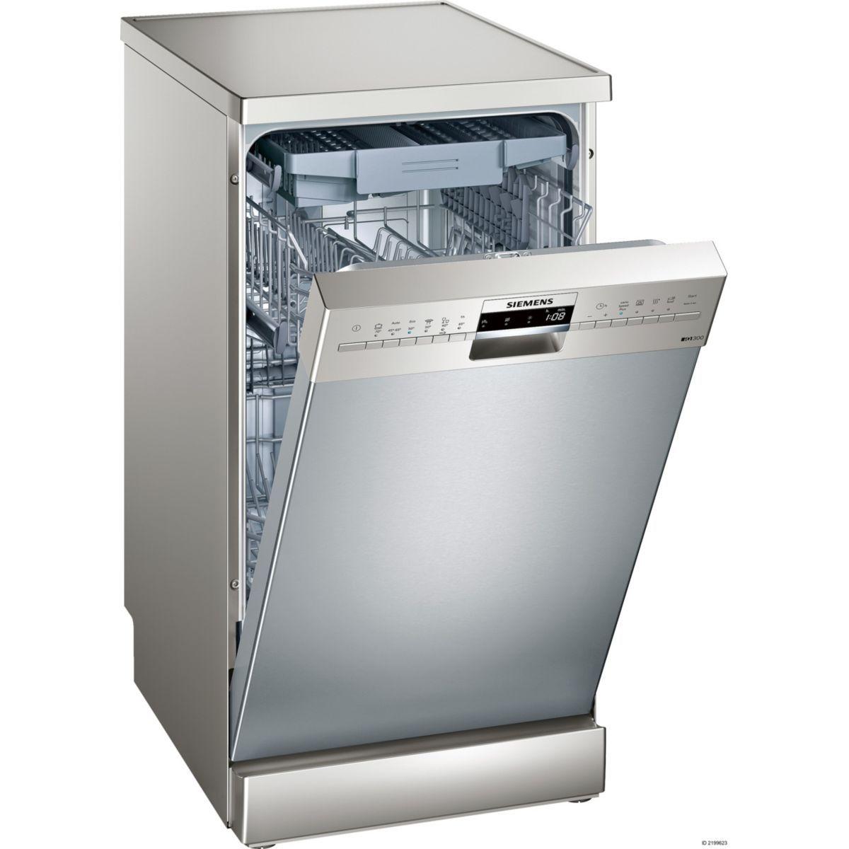 Lave Vaisselle 45 Cm Sr236i00me Lave Vaisselle 45 Lave