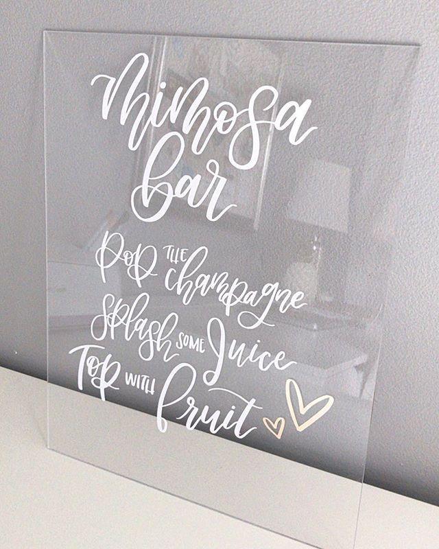mimosa bar sign bridal shower inspiration wedding inspiration wedding signs wedding details