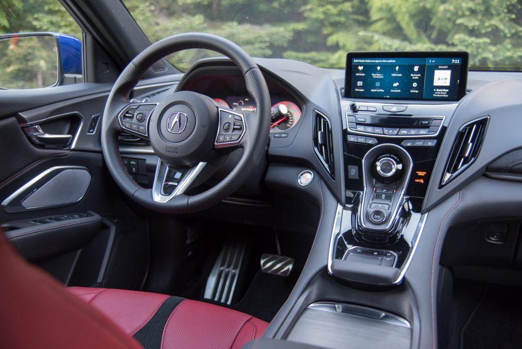 Acura RDX Acura rdx