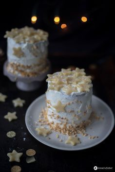 Photo of Tartaleta de mazapán con base de chocolate – hornee tartaletas de Navidad