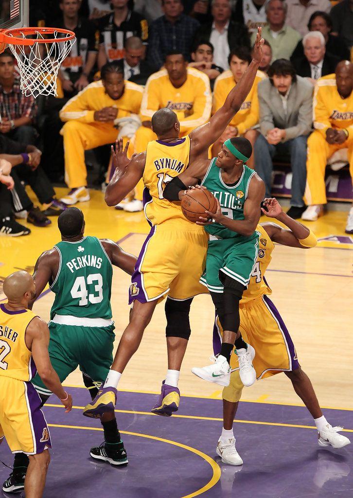 Rajon Rondo Photos Photos NBA Finals Game 1 Boston
