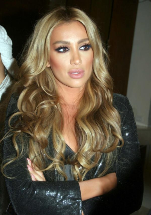 Love Maya Diab S Hair Perfect Hair Color Hair Hair Beauty