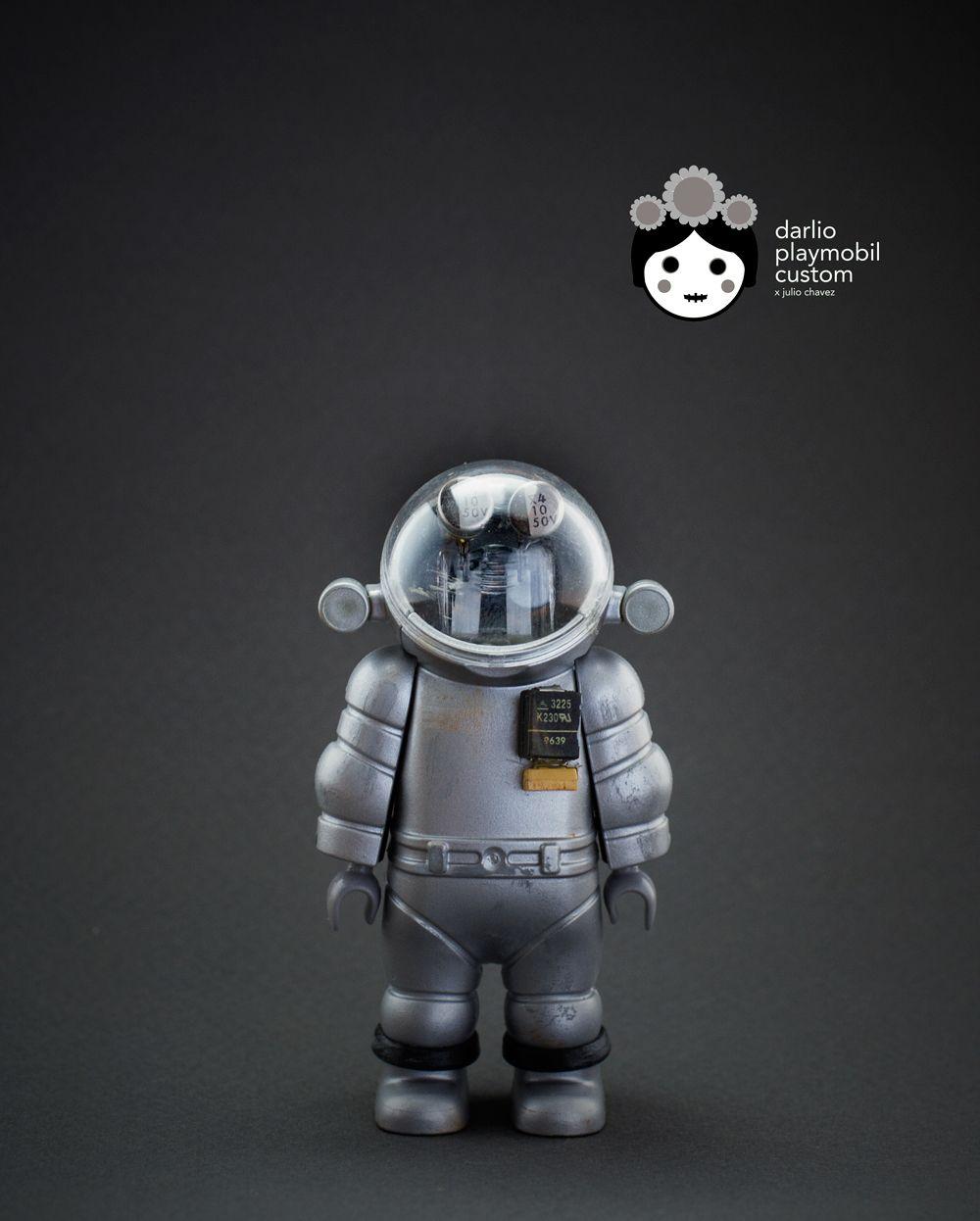 Playmobil Action Ausmalbilder : Robot Playmobil Custom Playmobil Pinterest