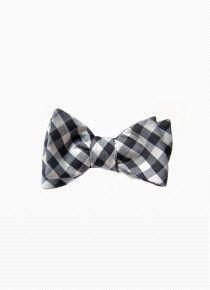 Check bow tie