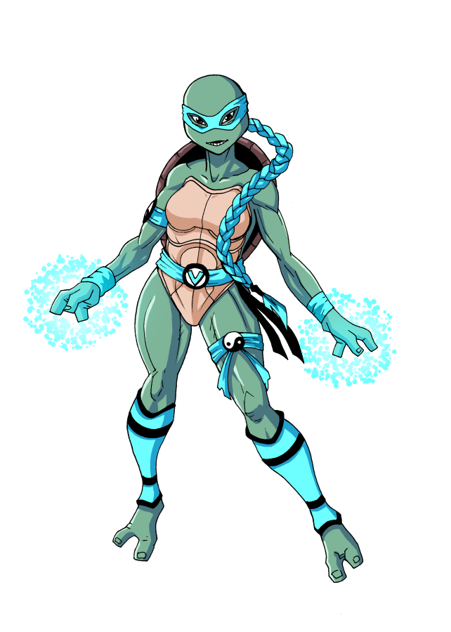 VENUS By LucianoVecchio | Teenage Mutant Ninja Turtles ...