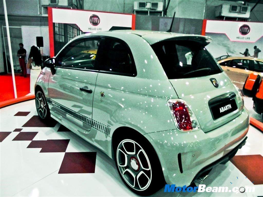Fiat India Reveals Abarth 595 On Website Fiat 500 Car Fiat