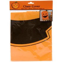 Astonishing Bulk Spooky Halloween Chair Covers At Dollartree Com Ncnpc Chair Design For Home Ncnpcorg
