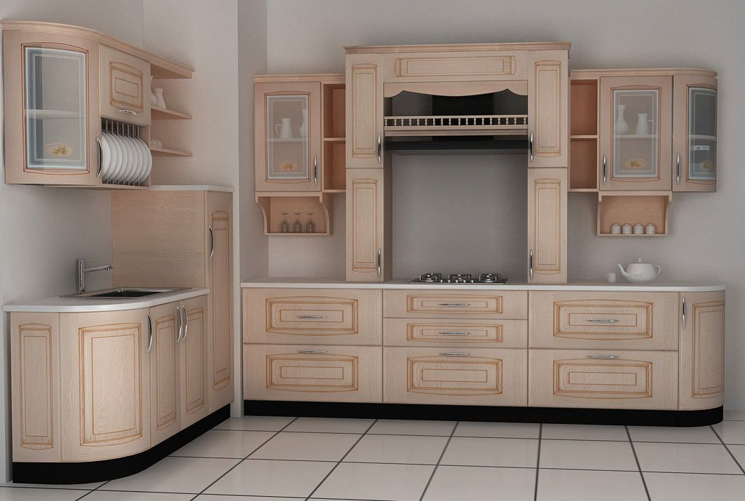 L shaped modular kitchen designer in kanpur call kanpur for Kitchen trolley design
