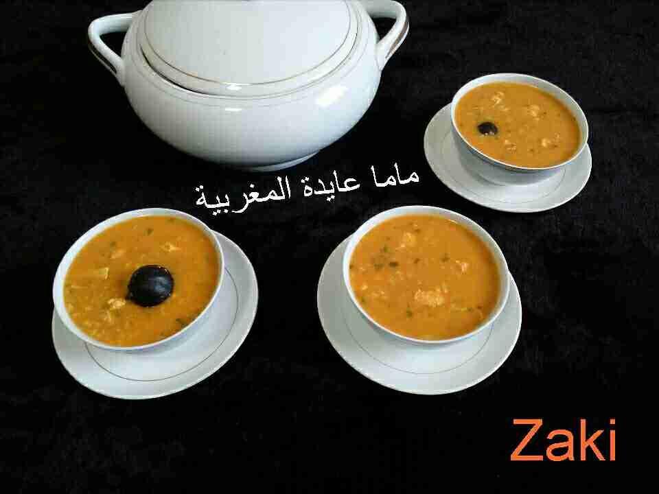 شوربة الشوفان السعودية زاكي Main Dishes Dishes Food