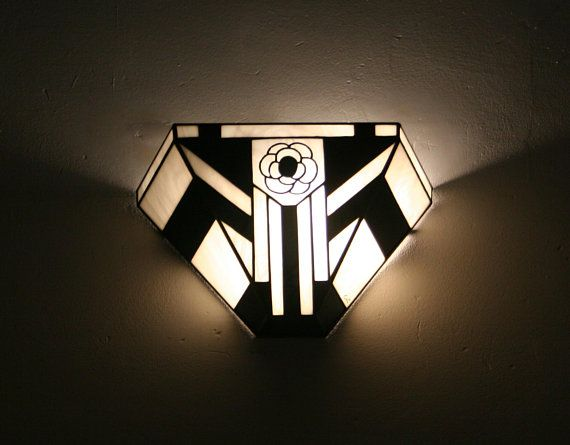 Apply tiffany art deco tiffany stained glass applique applique