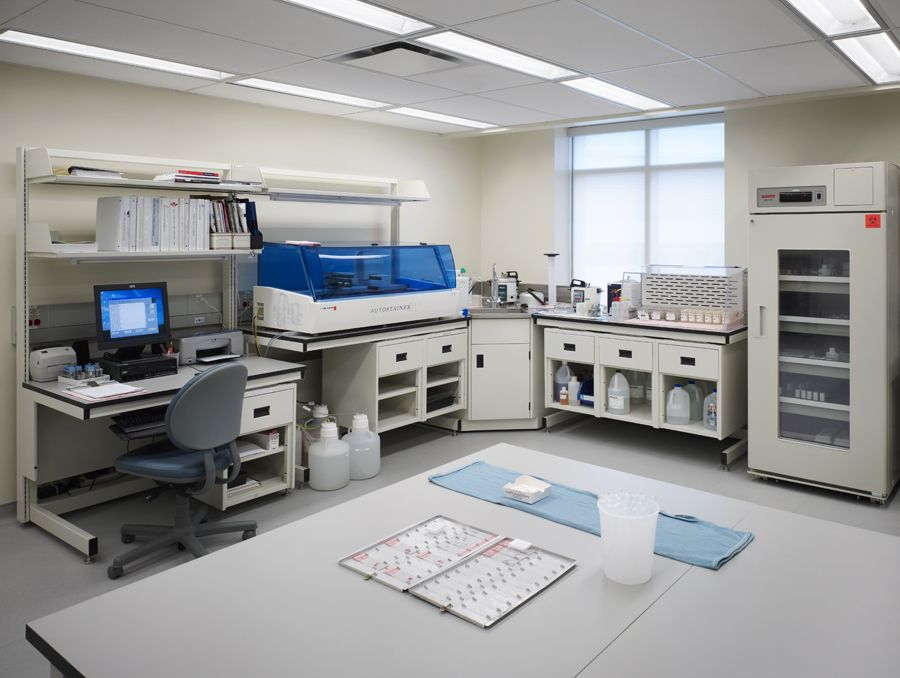 Southlake Regional Health Centre, Core & Histology Laboratory ...