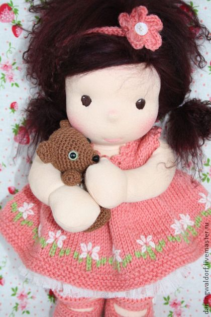 by Darling Waldorf Dolls