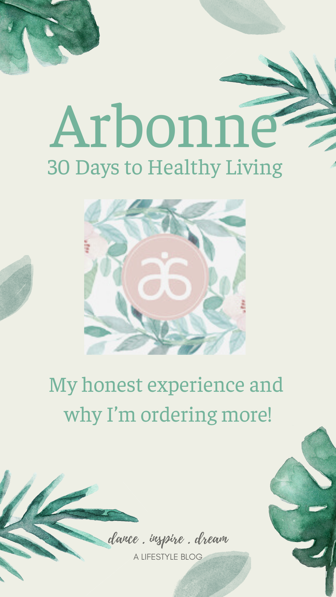 Arbonne 30 Days to Healthy Living (With images) Arbonne