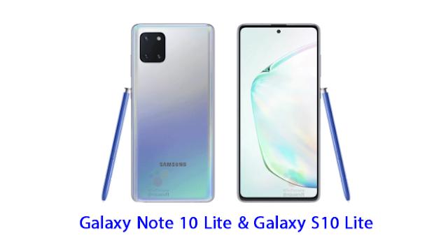 سامسونج تعلن رسميا عن Galaxy Note 10 Lite و Galaxy S10 Lite تعرف على المواصفات والسعر Galaxy Galaxy Note 10 Galaxy Note