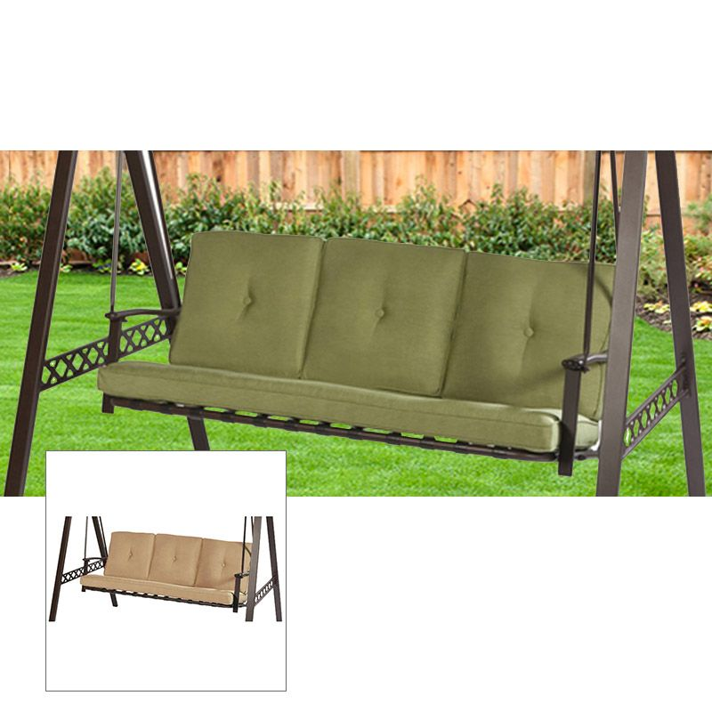 Replacement Cushion For 3 Person Swing