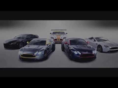 Aston Martin Vantage   Modelle   Übersicht - YouTube