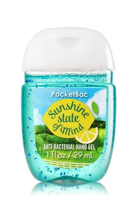 Sunshine State Of Mind Pocketbac Sanitizing Hand Gel Bath