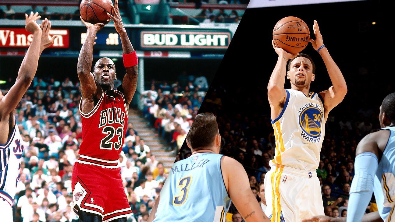 Will Warriors beat the bestever run of Jordan's Bulls