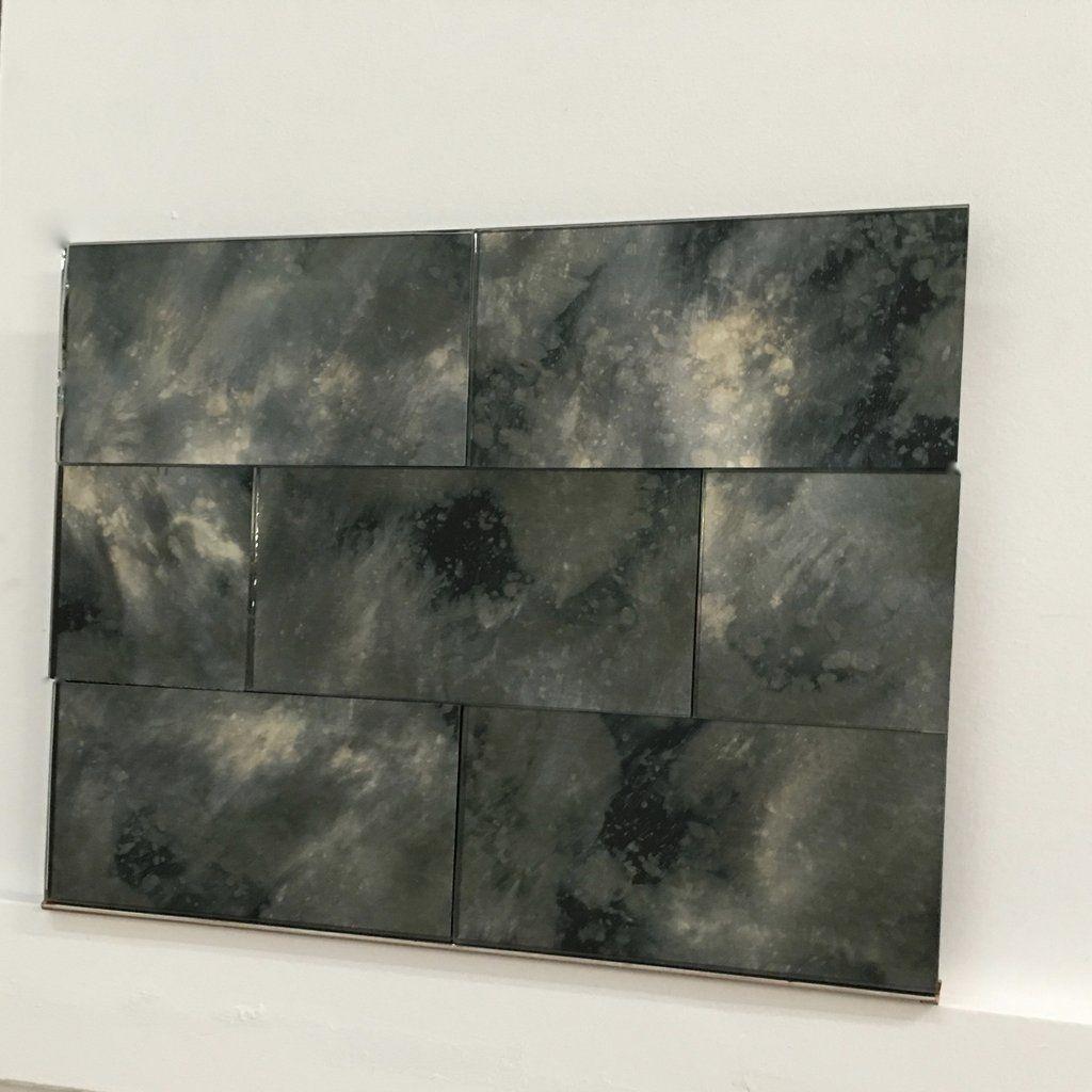 Summer Cloud In 2019 Antique Mirror Subway Tiles