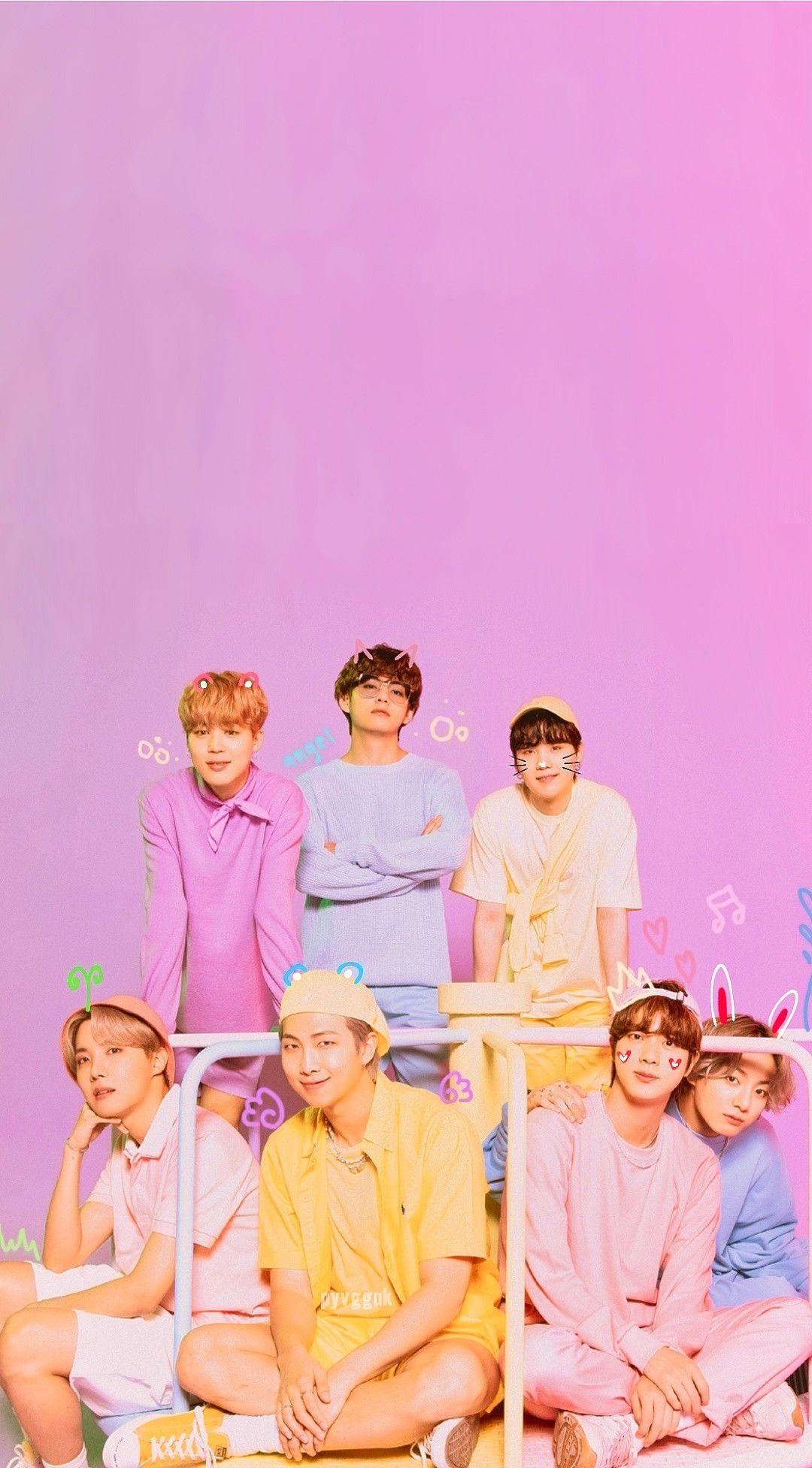 Bts Official On Twitter In 2021 Bts Wallpaper Foto Bts Bts Bts wallpaper 2021 pink