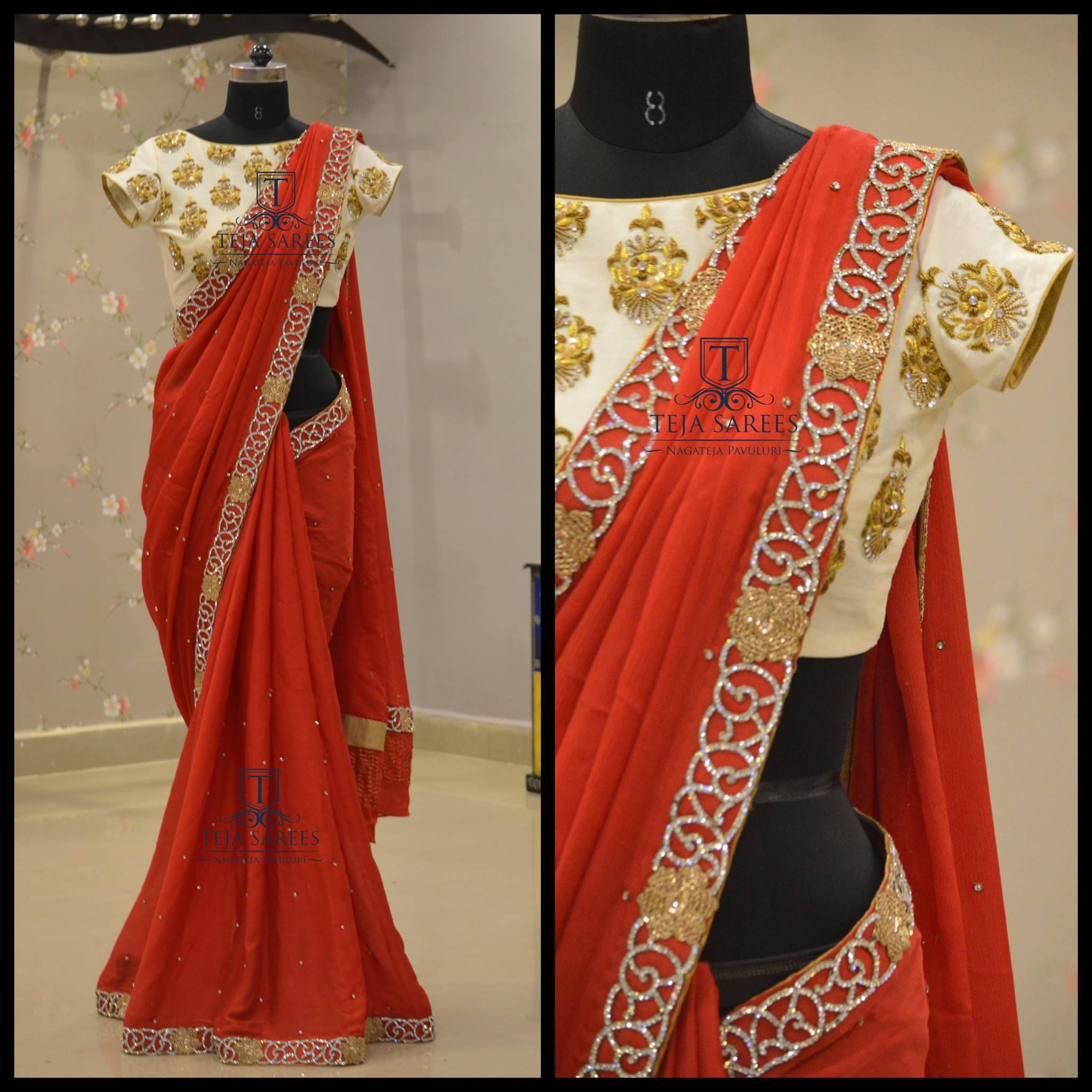 Fancy Lights Shops In Hyderabad: Teja Sarees. Hyderabad. Phone : 8790382382. Email