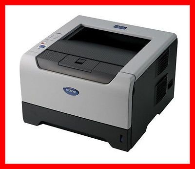 Brother Hl 5240 Printer W New Toner Drum Totally Clean