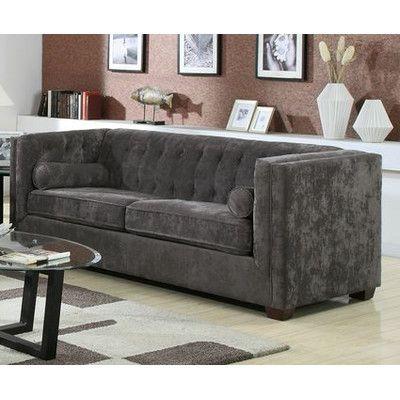 Groovy Wildon Home Alexa Sofa Reviews Wayfair Great Rooms Theyellowbook Wood Chair Design Ideas Theyellowbookinfo