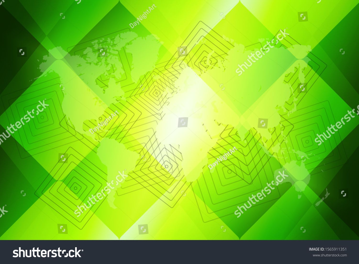 Beautiful Lime Abstract Background Green Neutral Backdrop For