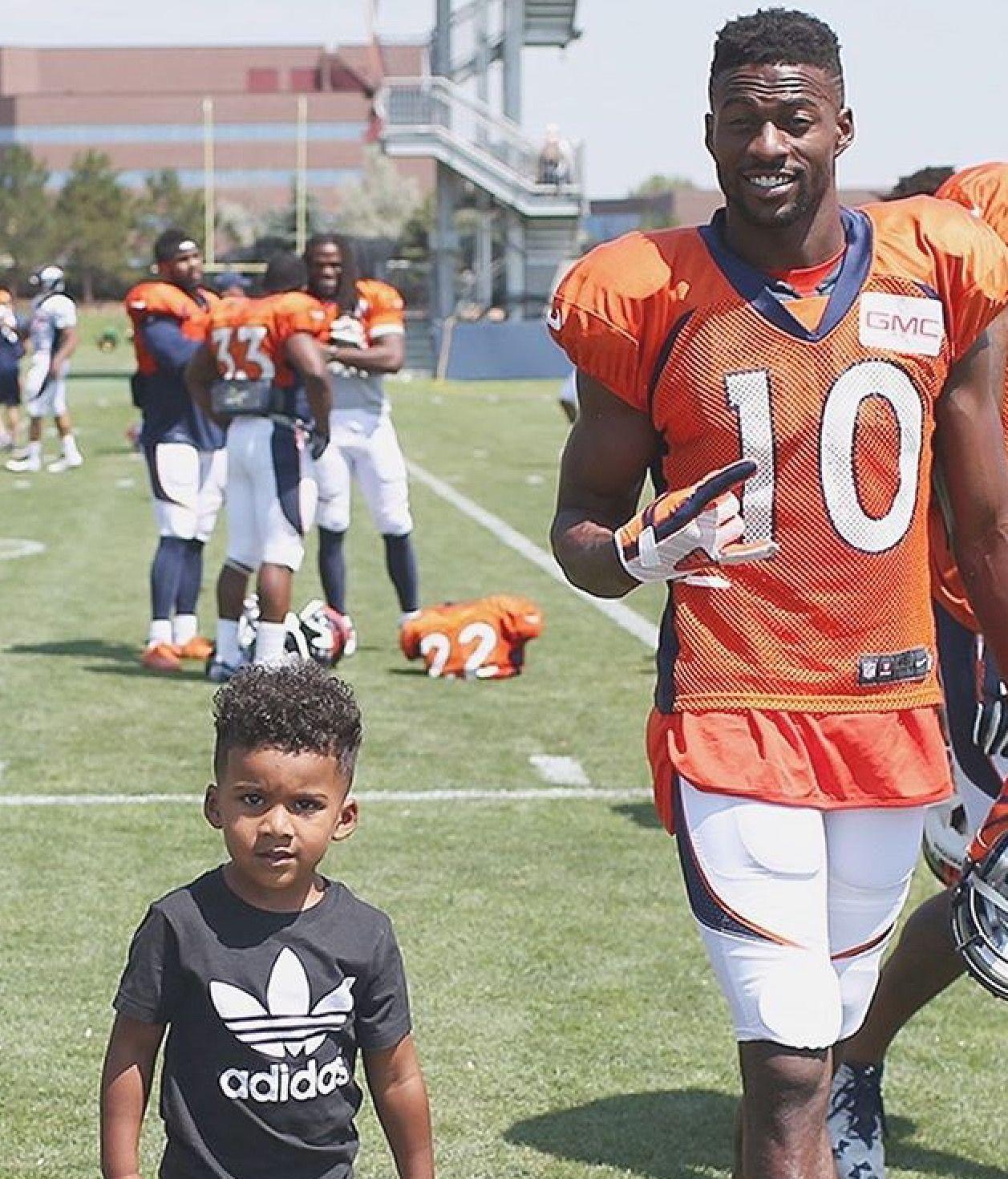 Emmanuel Sanders Jr Emmanuel Sanders Sports Sports Jersey